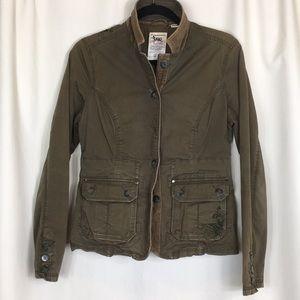 Triple Five Soul, Military Jacket, Small.
